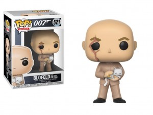 Funko POP James Bond - Blofeld # 521