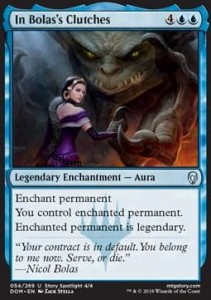 In Bolas's Clutches (Dominaria)