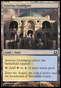 Azorius Guildgate (Return to Ravnica)