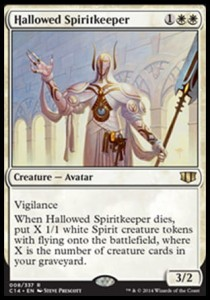Hallowed Spiritkeeper (Commander 2014)