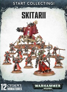 Start Collecting - Skitarii - WH 40k
