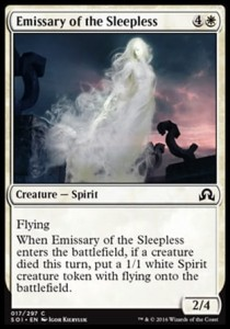 Emissary of the Sleepless (Shadows over Innistrad)