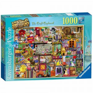 Colin Thompson - Craft Cupboard - Puzzle 1000