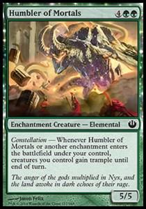 Humbler of Mortals (Journey Into Nyx)