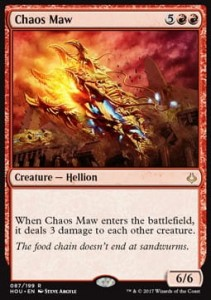 Chaos Maw (Hour of Devastation)