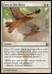 Eyes in the Skies (Return to Ravnica)