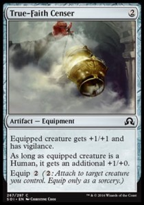 True-Faith Censer (Shadows over Innistrad)