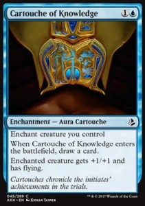 Cartouche of Knowledge (Amonkhet)