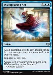 Disappearing Act (Kaladesh)
