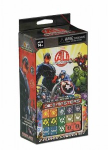 Dice Masters - Age of Ultron - Starter
