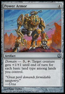 Power Armor (DD: Phyrexia vs. The Coalition )