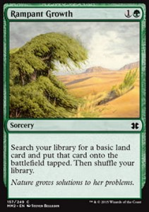 Rampant Growth (Modern Masters 2015)