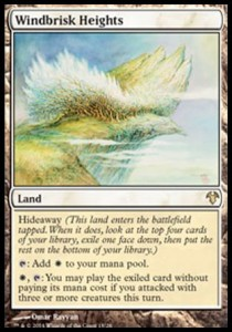 Windbrisk Heights (Modern Event Deck)