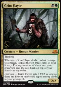 Grim Flayer (Eldritch Moon)