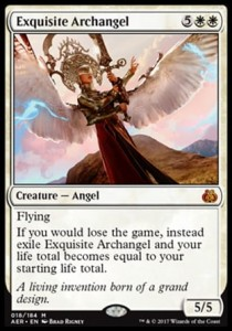 Exquisite Archangel (Aether Revolt)
