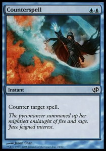 Counterspell (DD: Jace vs Chandra)