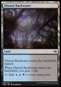 Dismal Backwater (Fate Reforged)