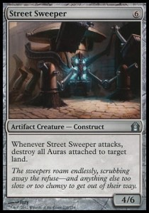 Street Sweeper (Return to Ravnica)
