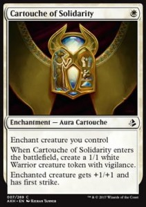 Cartouche of Solidarity (Amonkhet)
