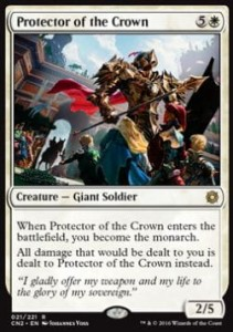 Protector of the Crown (Conspiracy II)