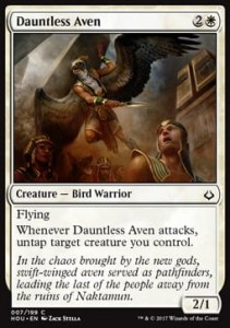 Dauntless Aven (Hour of Devastation)