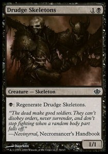 Drudge Skeletons (DD: Garruk vs Liliana)