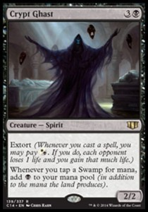 Crypt Ghast (Commander 2014)