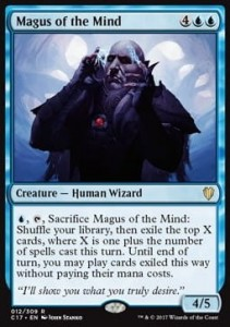 Magus of the Mind (Commander 2017)