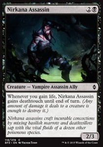 Nirkana Assassin (Battle for Zendikar)