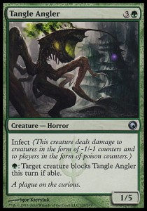 Tangle Angler (Scars of Mirrodin)