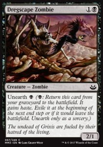 Dregscape Zombie (Modern Masters 2017)