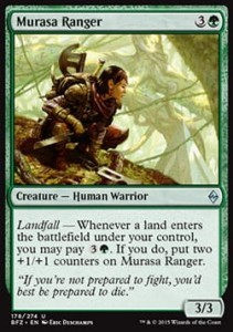 Murasa Ranger (Battle for Zendikar)