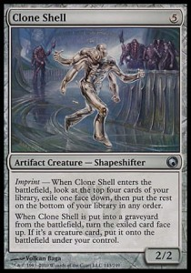 Clone Shell (Scars of Mirrodin)