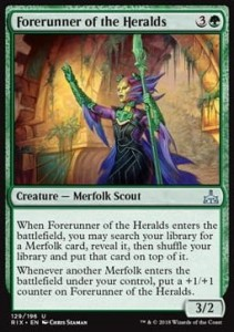 Forerunner of the Heralds (Rivals of Ixalan)