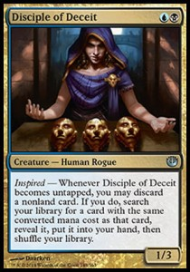 Disciple of Deceit (Journey Into Nyx)