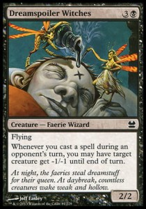 Dreamspoiler Witches (Modern Masters)