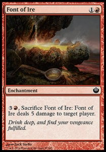 Font of Ire (Journey Into Nyx)