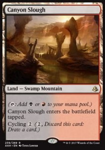 Canyon Slough (Amonkhet)