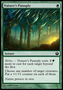 Nature's Panoply (Journey Into Nyx)