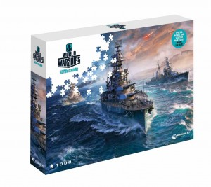 World of Warships - Ready to Fight - Puzzle 1000