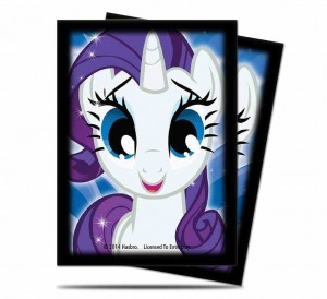Protektory Ultra Pro - My Little Pony - Rarity (Kucyki Pony)