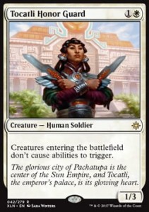 Tocatli Honor Guard (Ixalan)
