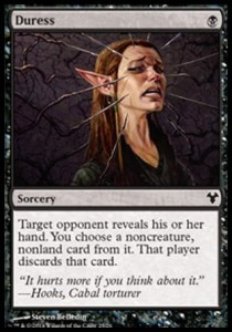 Duress (Modern Event Deck)