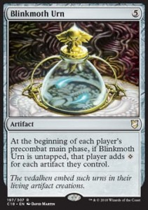 Blinkmoth Urn (Commander 2018)