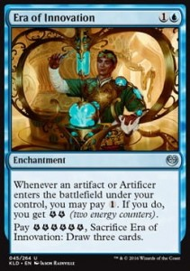 Era of Innovation (Kaladesh)