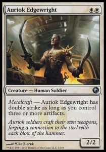 Auriok Edgewright (Scars of Mirrodin)
