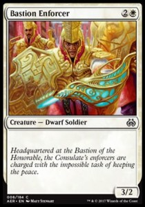 Bastion Enforcer (Aether Revolt)