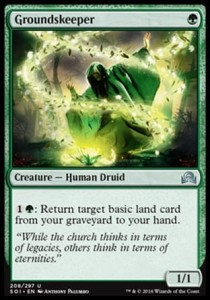 Groundskeeper (Shadows over Innistrad)