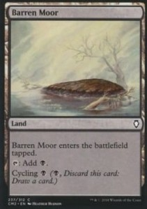 Barren Moor (Commander Anthology II)