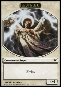 Angel Token (Innistrad 1/12)